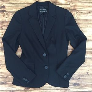 Club Monaco Tailored Modern Fit Two Button Blazer